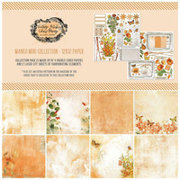 49 And Market - Vintage Artistry In Mango, Collection Pack 12
