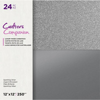 Crafter's Companion - Luxury Mixed Card Pad 12