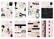 Echo Park - Wedding, Sticker Book, Tarrasetti
