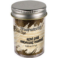 Stampendous Frantage Aged Embossing Enamel, aged gold, 18,5g
