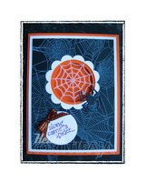 Cover-a-Card-leima, Spider Web