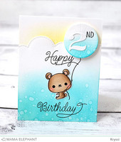 Stanssi, Mama Elephant Creative Cuts, Number It