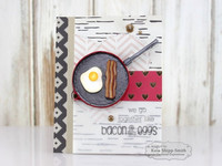 Stanssi, Little Bits - Bacon & Egg