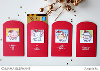 Stanssi, Mama Elephant Creative Cuts, Lucky Envelope