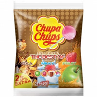 Chupa Chups The Best Of tikkarit 250 kpl/pussi 3kg