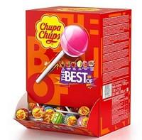 Chupa Chups The Best Of tikkarit 100 kpl/laatikko