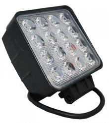Led työvalo 48W 16 x 3W Epistar Led