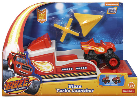 BLAZE TURBO LAUNCHER