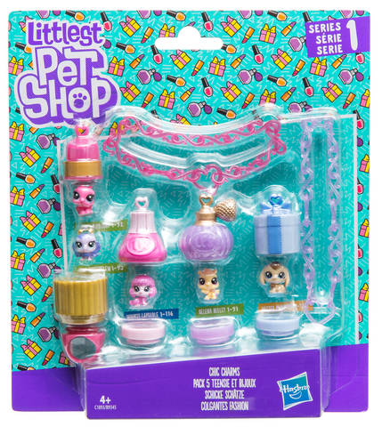 Littlest pet shop TEENSIE PETS