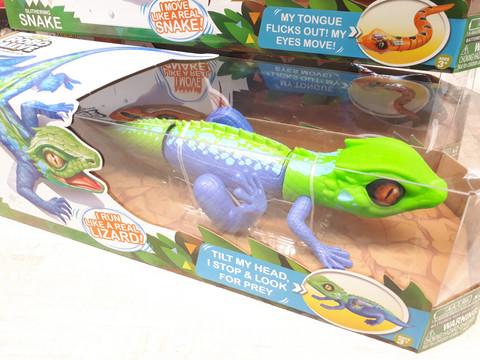 Robo Alive Sininen/vihreä lisko