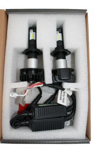 LED polttimosarja H7
