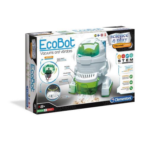 Ecobot koottava Robotti