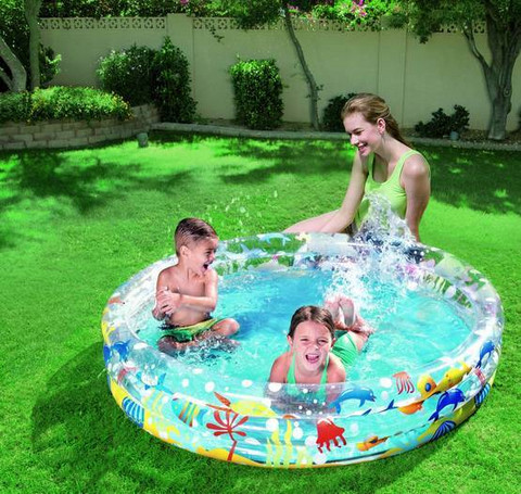 Uima-allas lapsille 152cm 282Litraa, Bestway