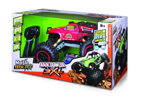 Radio ohjattava monsteri, Rock Crawler