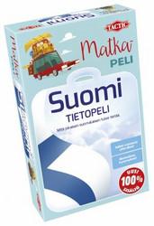 Suomi Tietopeli matkapeli