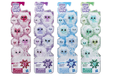 Littlest Pet Shop Frosted Wonderland lemmikki