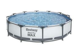 Bestway Steel Pro MAX allassetti 366 cm x 76 cm 6473 litraa