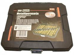 Metalliporasarja HSS 4241 Titanium 170-os, titaanipäällysteinen