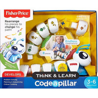 Fisher-Price Code-a-pillar opettavainen mato