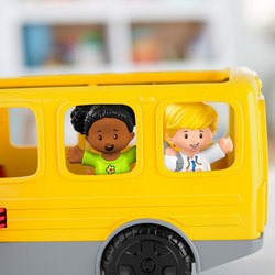 Koulubussi Little People, Fisher-Price