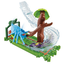 Hot Wheels City Spider Park Attack Play Set