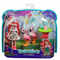 Enchantimals Lets Flamingle setti FCG79