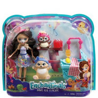 Enchantimals Paws for a Picnic setti FCC64