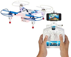 Revell WiFi Quadcopter X-Spy 2.0, RTF, Video, 2.4GHz, RC Drone
