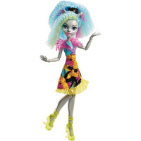 Monster High, Silvi Timberwolf, Electrified Monstrous Hair Ghouls