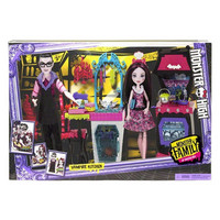 Monster High Draculaura & Dracula setti