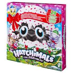 Hatchimals Colleggtibles 2018 LELU Joulukalenteri