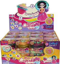 Mini Cupcake surprise nukke serie3