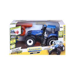 Radio ohjattava traktori auralla, New holland