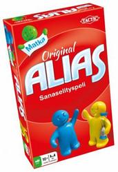 Original Alias matkapeli