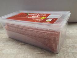 Kirpeät mansikka remmit laatikko 400g