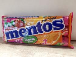 Mentos 3-pack Fruit 114g