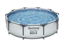 Bestway Steel Pro MAX allassetti 305 cm x 76 cm 4678 litraa.