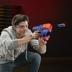 Nerf Elite Shellstrike DS-6 vaahtomuoviammusase