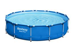 Bestway Steel Pro uima-allassetti 396 cm x 84 cm