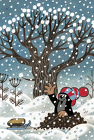 Myyrä-joulukalenteri, A4, Aihe 2