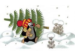 Myyrä-joulukalenterikortti, Aihe 4