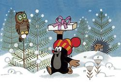 Myyrä-joulukalenterikortti, Aihe 5