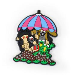 Myyrä-magneetti, Sateenvarjo