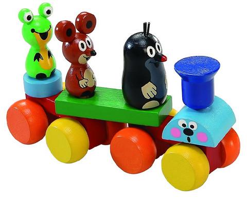 Mullvadens tåg