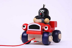 Puu-Myyrä ja koottava auto