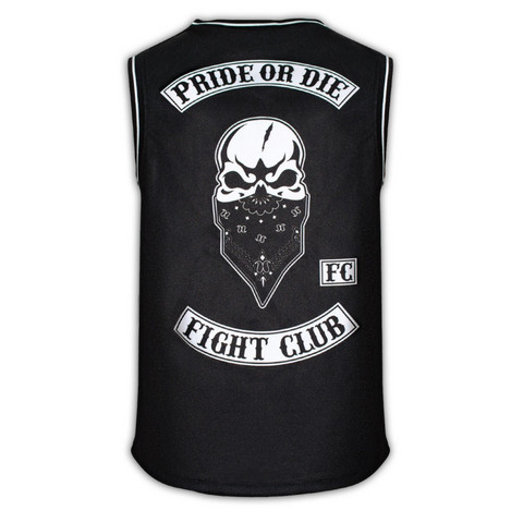 Pride Or Die Fight Club Jersey V2