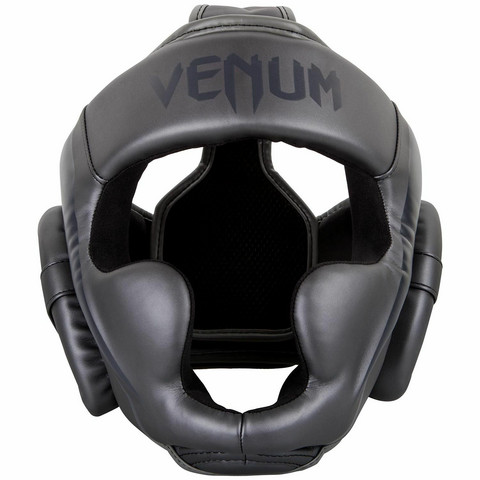 VENUM ELITE HEADGEAR - GREY/GREY - TAILLE UNIQUE