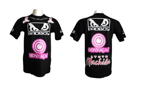 Bad Boy Lyoto Machida UFC 84 Walk-in Tee