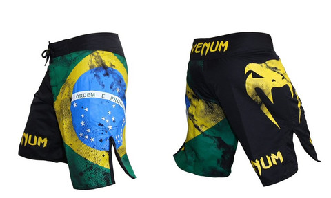 Venum Brazilian Flag fight short