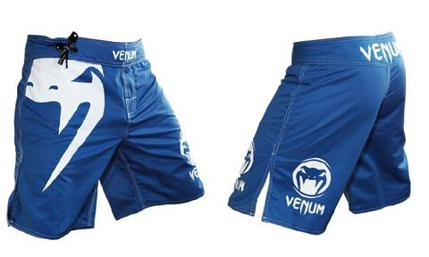 Venum Light Blue fight short